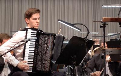 Der 58. Akkordeonwettbewerb Klingenthal