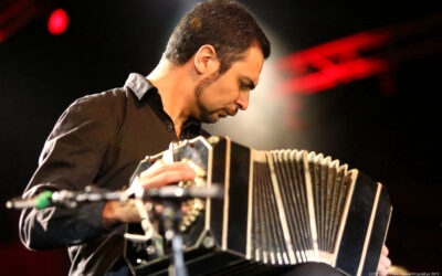 Joaquín Alem: Bandoneons and Guitars