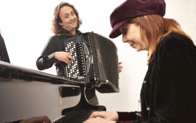 Akkordeon und Tasten – Klavier, Keyboard und Co.
