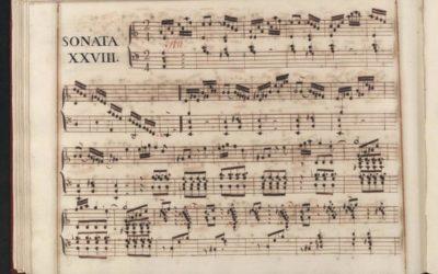 Interpretation von Scarlatti-Sonaten am Akkordeon und die Frage nach der dritten Dimension