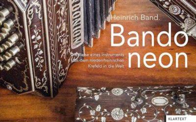 Heinrich Band, die Stadt Krefeld … und der Streit ums Buch