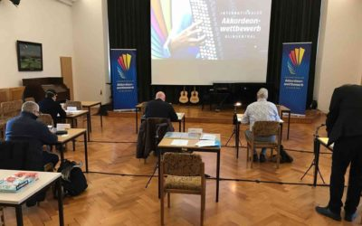 58. Internationaler Akkordeonwettbewerb 2021