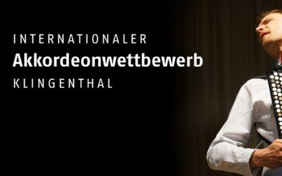 Internationale Akkordeonszene in Klingenthal