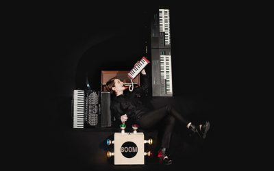 Dorrit Bauerecker: One Woman Band – Experimental Music Circus