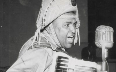 Brasilianische Akkordeon-Legende: Luiz Gonzaga (1912-1989)