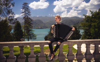 Weltklasse-Akkordeon aus Slowenien