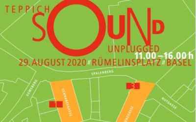 Teppichsound – das unplugged Musikfestival