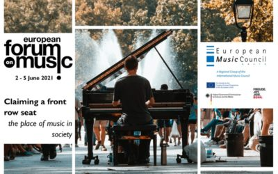 10. Europäische Musikforum 2021