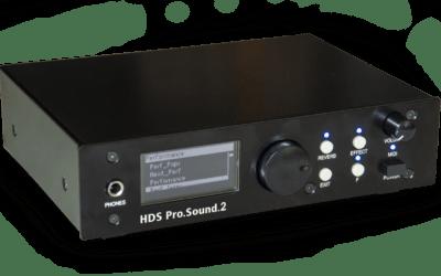 HDS Pro.Sound.2: Die Rückkehr einer Legende